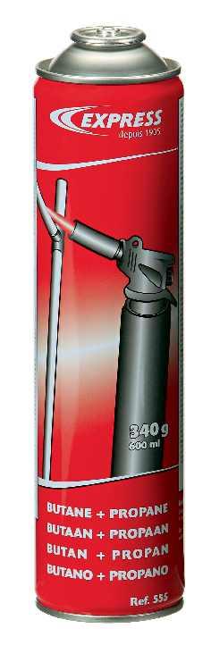 Cartouche de gaz Réf. 555