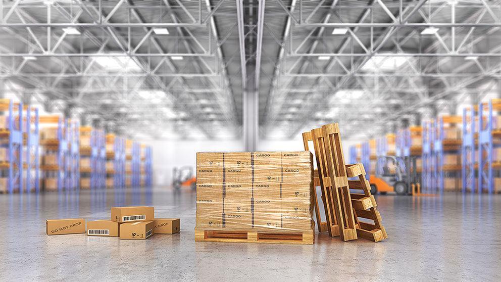La palettisation une étape importante pour le transport des marchandises
